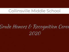 CMS 2020 Honors & Recognition Ceremony