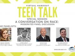 Caseyville Library will Host Teen Conversation on Race June 12, 2020