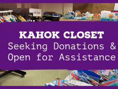 Kahok Closet