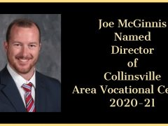 Joe McGinnis CAVC Director 2020-21