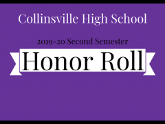 CHS 2019-20 Second Semester Honor Roll