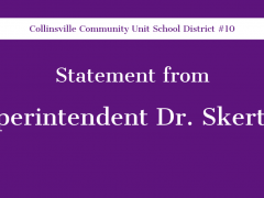 Statement Regarding July 29, 2020 Police Incident on CHS Campus