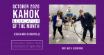Jessica May Kahok Educator of the Month Oct 2020