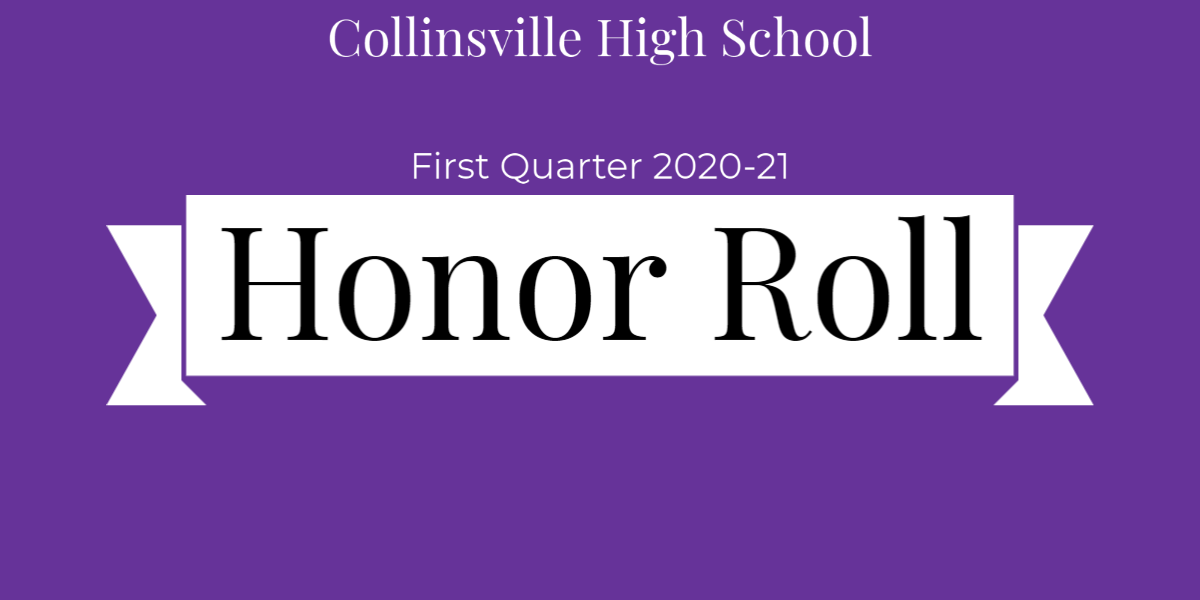CHS Honor Roll Graphic
