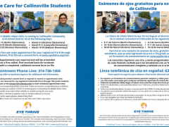 Eye Thrive Offers FREE Vision Care for Students
