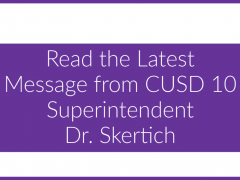 April 9, 2021 Update from Dr. Skertich