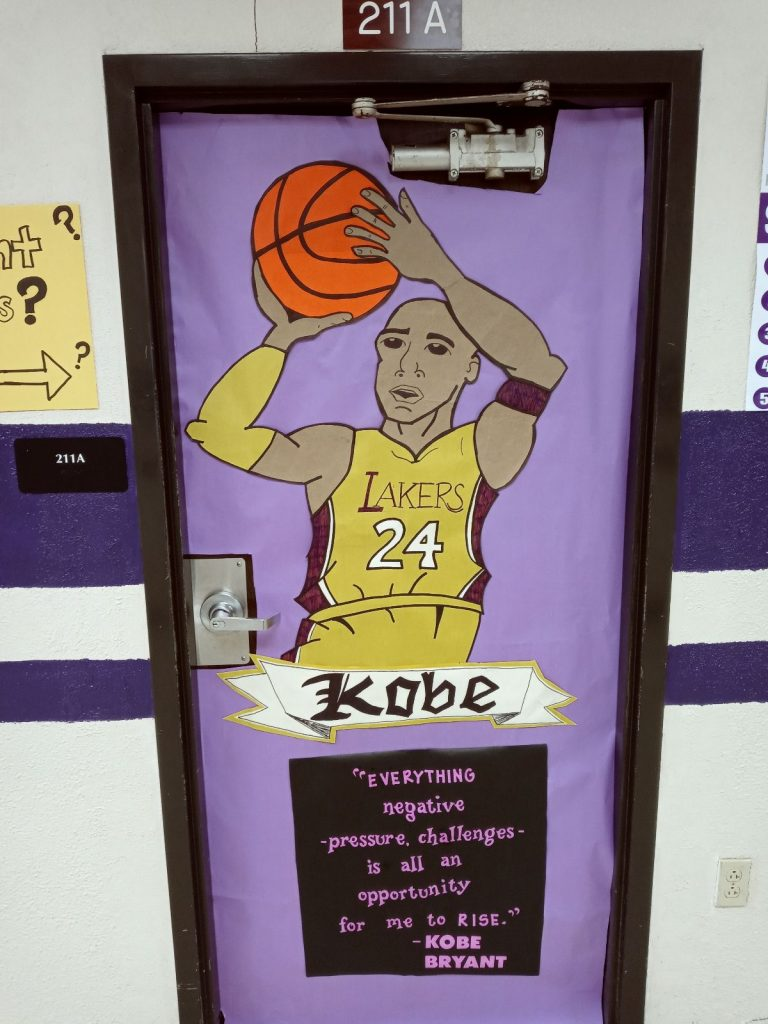 Black History Month 2021 Second Place Door