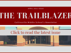 April 2021 Issue of CMS Trailblazer Newsletter