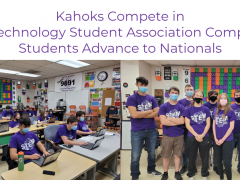 CHS Advances to TSA Nationals Following State Competition